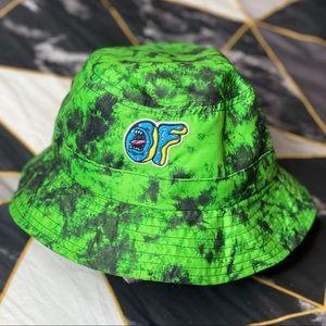 Odd Future tie dye Bucket hat